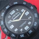 Orologio Sportauto Gomma Nero